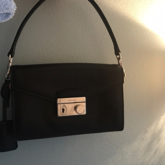 a906409eda50 Small Prada handbag used once NOT FOR SALE. M_5c30de82619745c9050a2c01